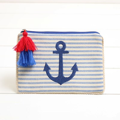 Women's Anchor Pouch