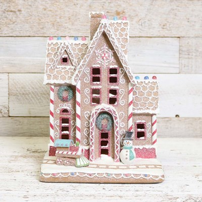 Gingerbread House Accent Light