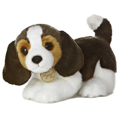Plush Beagle Puppy