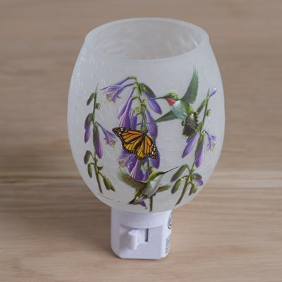 Hummingbirds Night Light