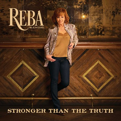 Reba McEntire - Stronger Than The Truth CD