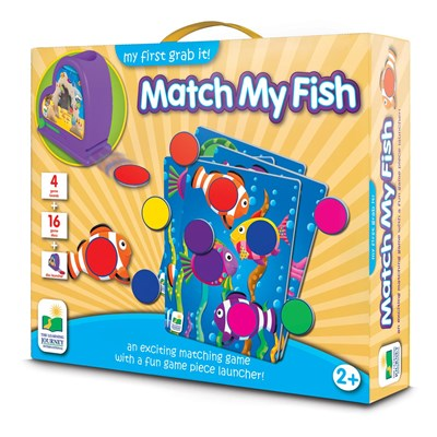 My First Grab It! Match My Fish Game