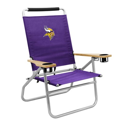 Portable Beach Chair - Minnesota Vikings