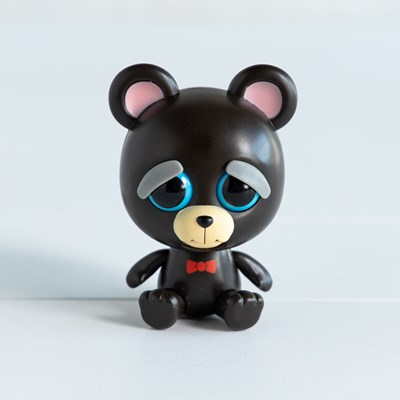 Feisty Pets Bear Figure