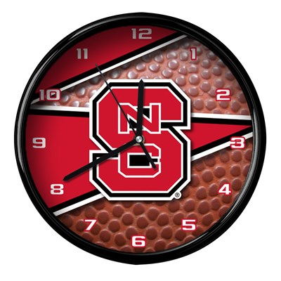 Nc State - Football Clock