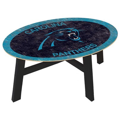 Carolina Panthers - Team Color Coffee Table