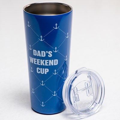 Dads Weekend Cup Tumbler - 22 oz.