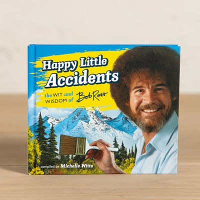 Happy Little Accidents - Bob Ross Book