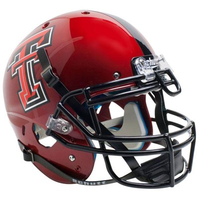 Texas Tech - Authentic Helmet