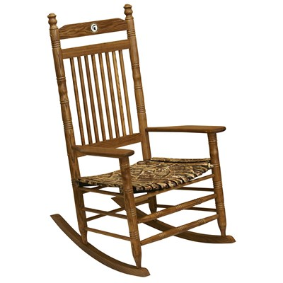 Camo Rocking Chair - Michigan State