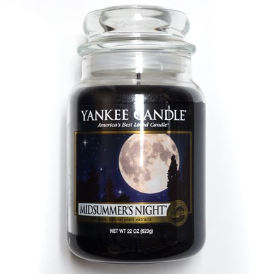 Yankee Candle ® Midsummer's Night Jar Candle
