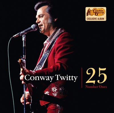 Conway Twitty - 25 Number Ones LP