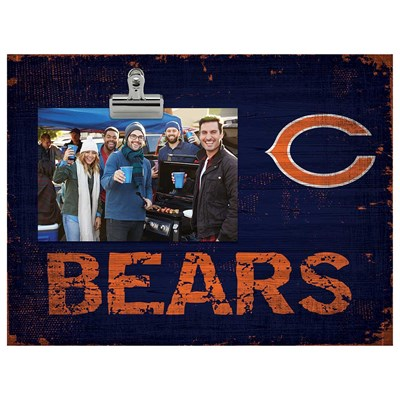 Chicago Bears - Team Clip Frame