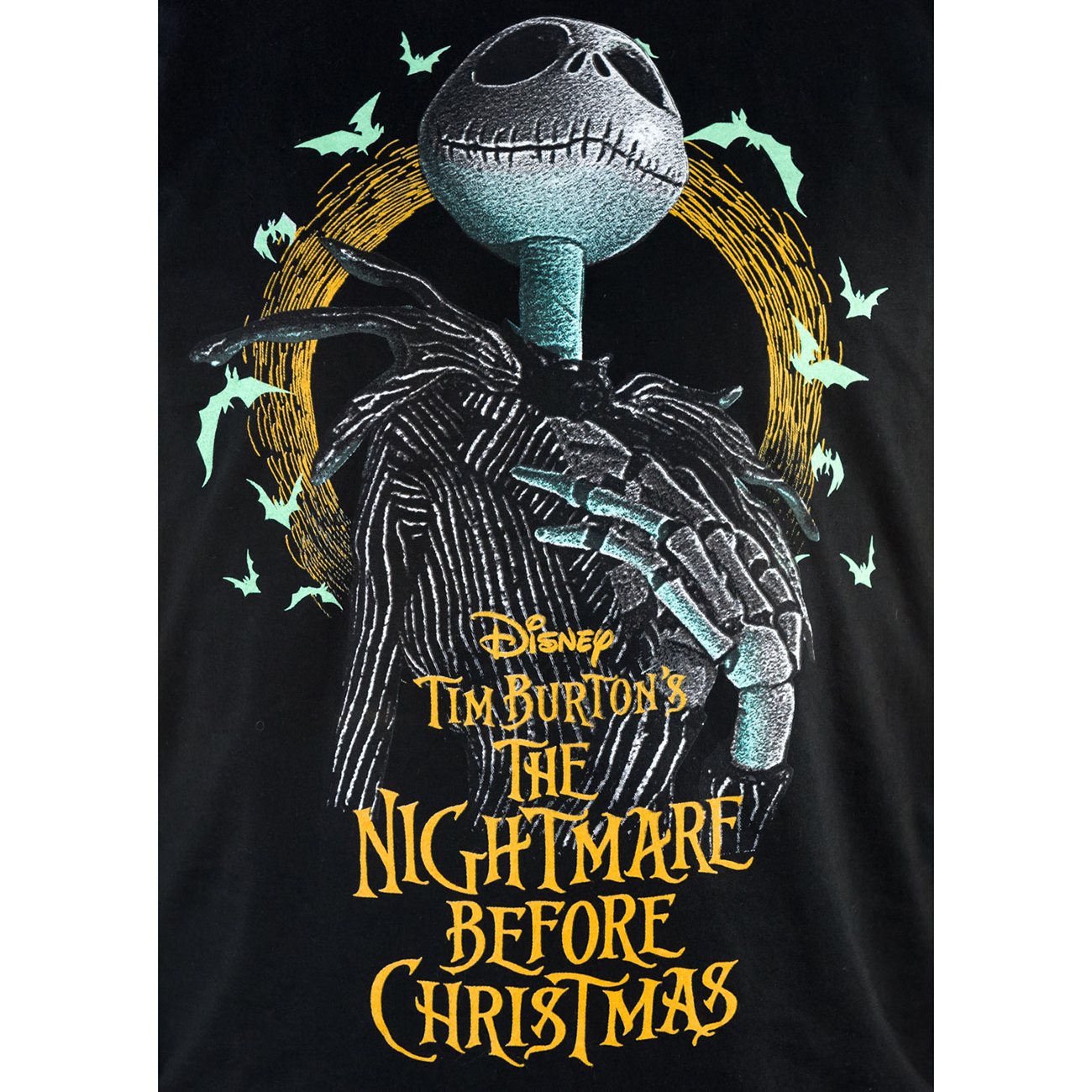 Magnificent Nightmare Before Christmas Tee Bralicious Painted Fabric Chair Ideas Braliciousco