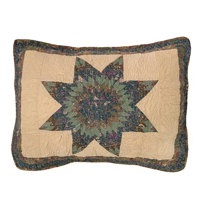 Forest Star Standard Sham by Donna Sharp