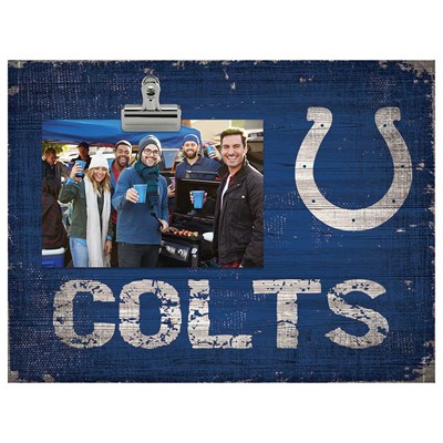 Indianapolis Colts - Team Clip Frame