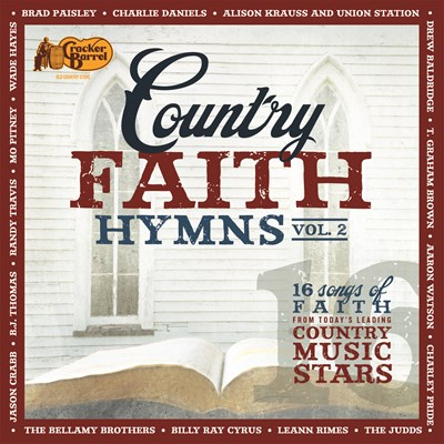 Country Faith Hymns Vol. 2 CD