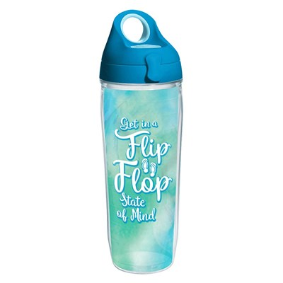 "Tervis ® ""Flip Flop State of Mind"" Water Bottle"