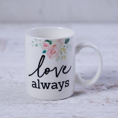 """Love Always"" Mug"