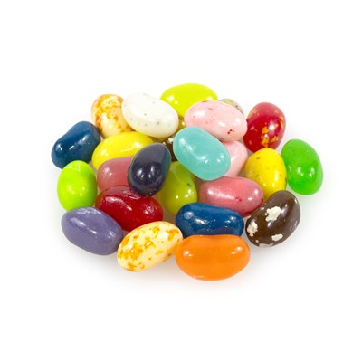 Jelly Belly 49 Assorted Flavor Beans - 1lb.