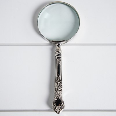 Rose Handle Magnifying Glass