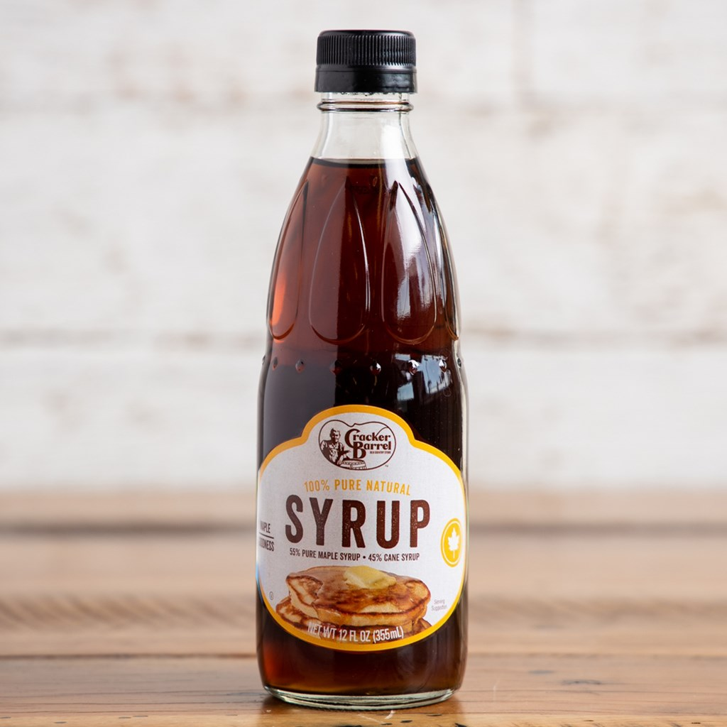 Natural syrup