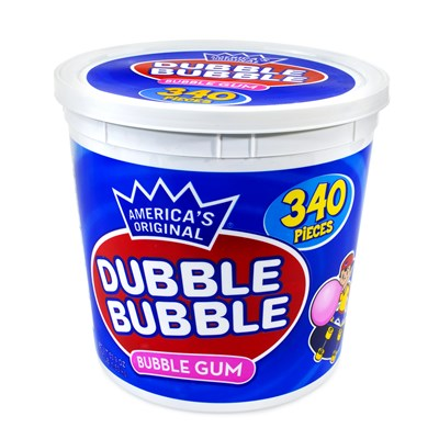 Dubble Bubble - 340 pieces