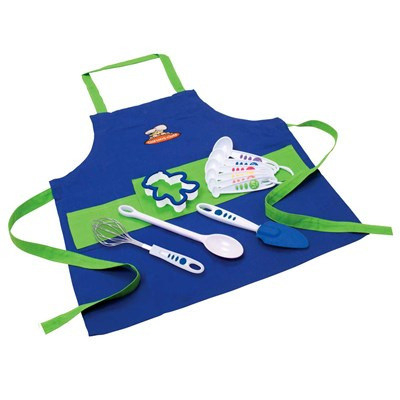 11 Piece Blue Chef's Kit