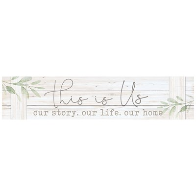 """This Is Us"" Pallet Sign"