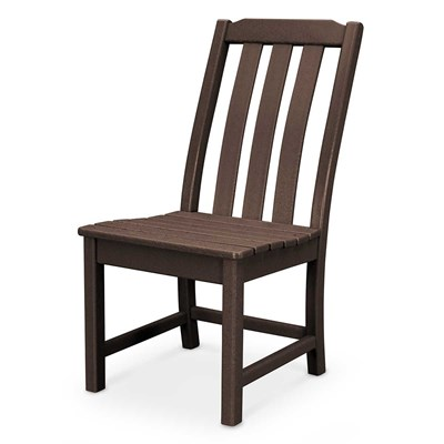 POLYWOOD ® All-Weather Heritage Dining Side Chair