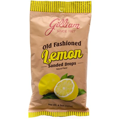 Lemon Sanded Candy