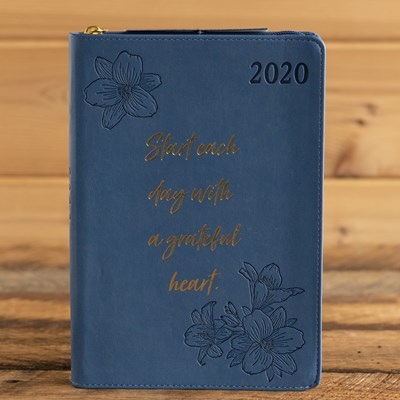 """Grateful Heart"" 2020 Day Planner"