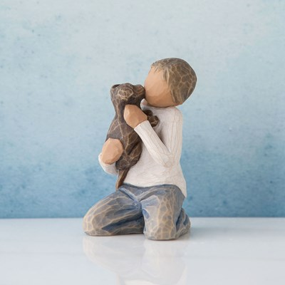 Willow Tree ® Dog Kindness Figurine