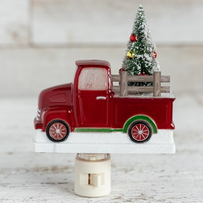 Red Truck Nightlight