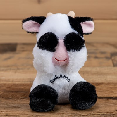 Peek-a-Moo Cow Plush
