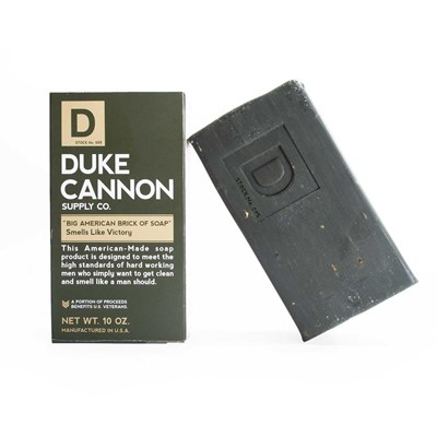 Duke Cannon Brick of Soap - Victory
