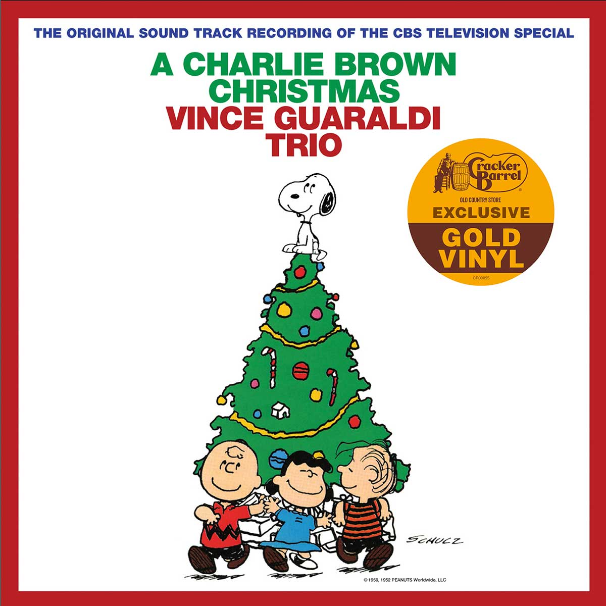 shop.crackerbarrel.com: Vince Guaraldi Trio - A Charlie Brown ...