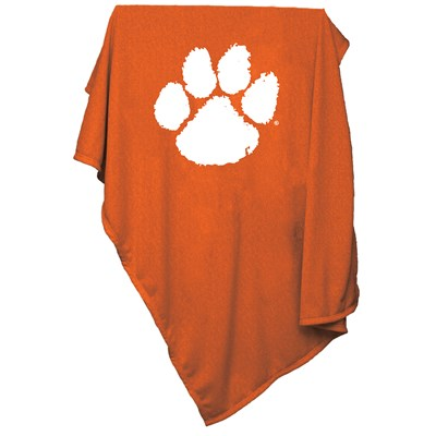 Sweatshirt Throw Blanket - Clemson
