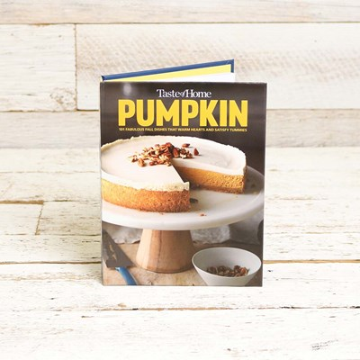 Taste of Home Pumpkin Cookbook