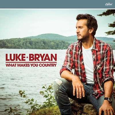 Luke Bryan - What Makes You Country CD