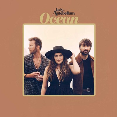 Lady Antebellum - Ocean CD