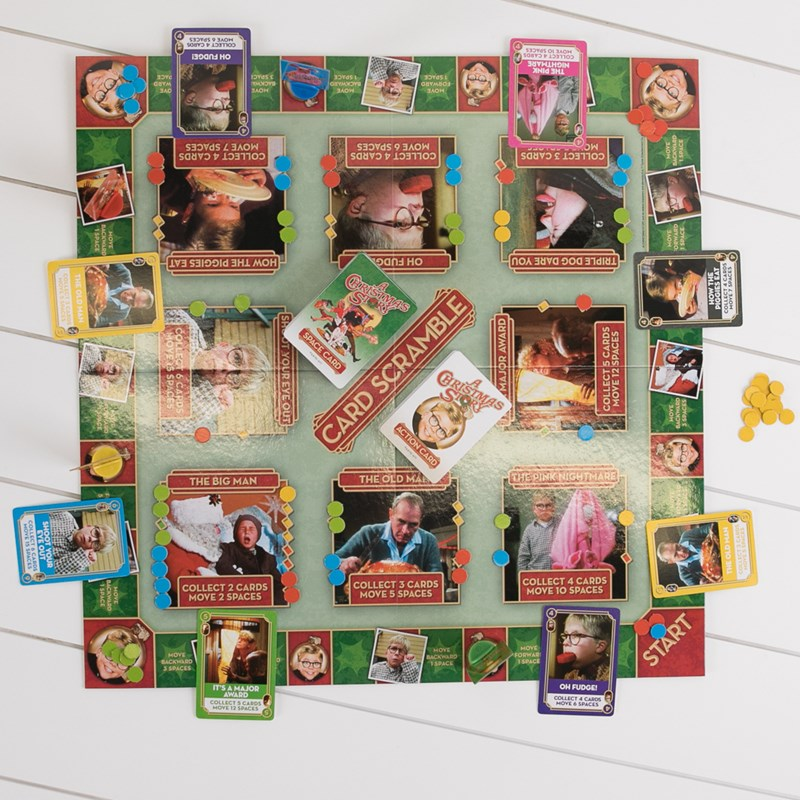 A Christmas Story Game - Cracker Barrel Old Country Store