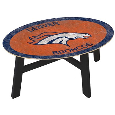 Denver Broncos - Team Color Coffee Table