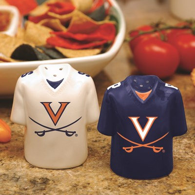 Jersey Salt & Pepper Shaker Set - Virginia