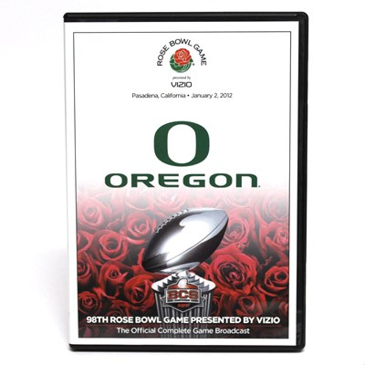 2012 98th Rose Bowl Game: The Official Complete Game Broadcast DVD