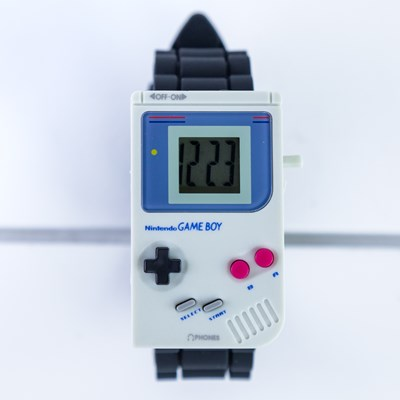 Gameboy Classic LCD Watch