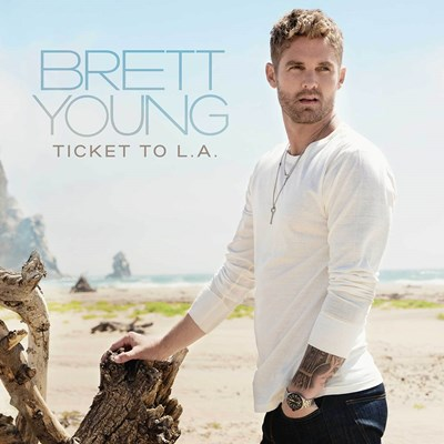 Brett Young - Ticket to LA CD