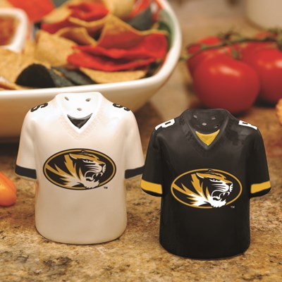 Jersey Salt & Pepper Shaker Set - Missouri