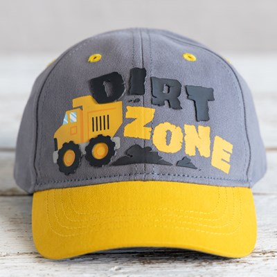 Toddler Dirt Zone Hat