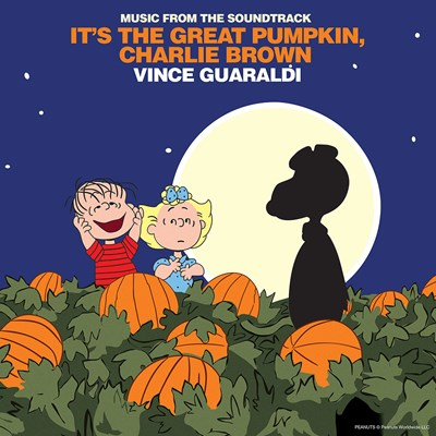 Great Pumpkin Charlie Brown Vinyl